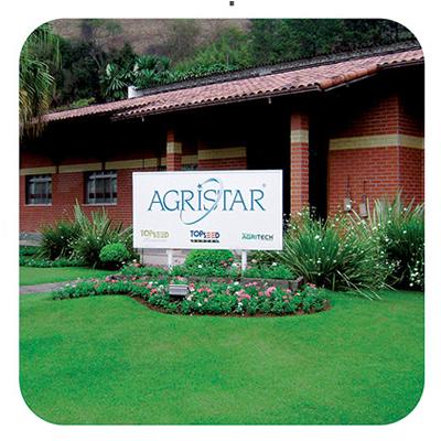 A Topseed passa a se chamar Agristar do Brasil e são criadas três divisões de negócios, denominadas Topseed Premium, Topseed Garden e Agritech