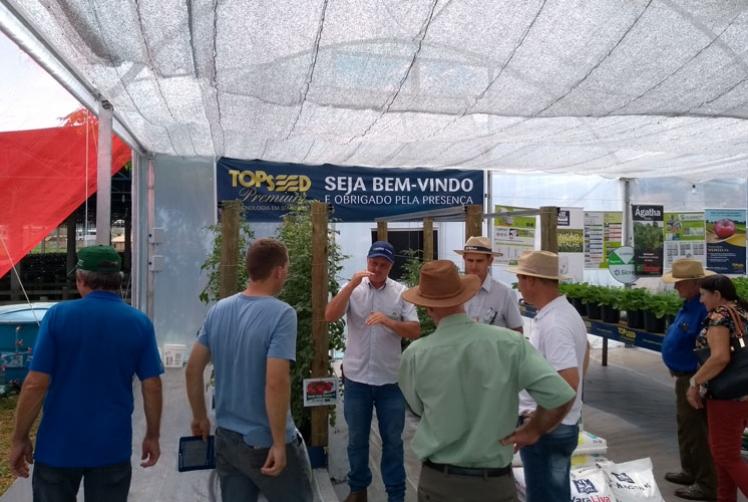 Topseed Premium participa da Expobel, em Francisco Beltrão (PR)