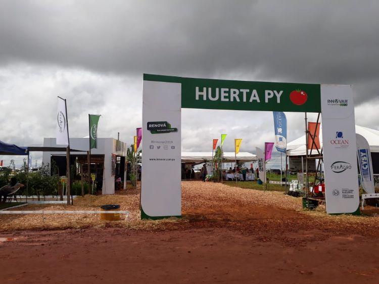 Asociación de Superseed y Feagro en Paraguay - Feria Innovar