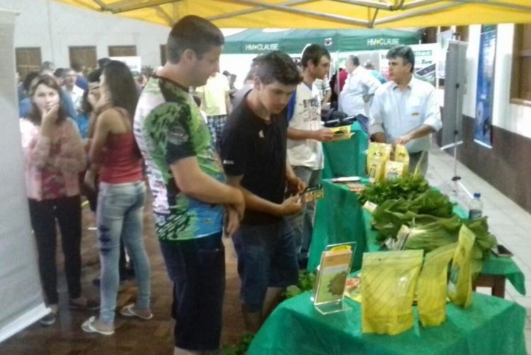 Superseed participou da 10ª Feira de Inovações na Agricultura de Feliz (RS)