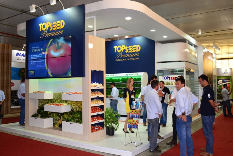 Agristar participa da 22� Hortitec com lan�amentos Topseed Premium e Superseed