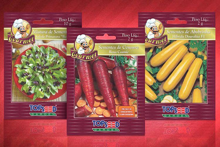 Linha Gourmet apresenta produtos ex�ticos e sofisticados para quem aprecia a arte da culin�ria