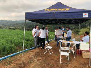 Topseed Premium realiza Dia de Campo em Piedade (SP)