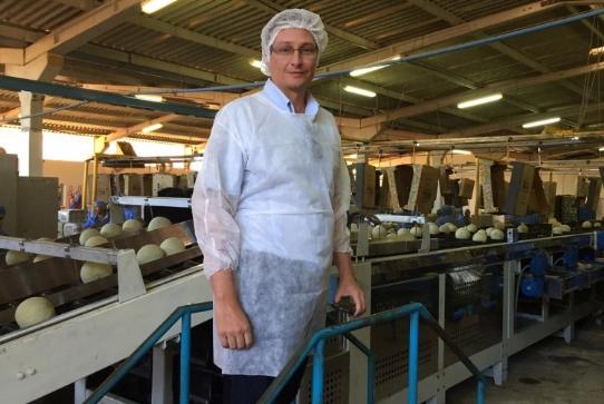 Equipe Agristar visita empresas produtoras de melão em Mossoró/RN
