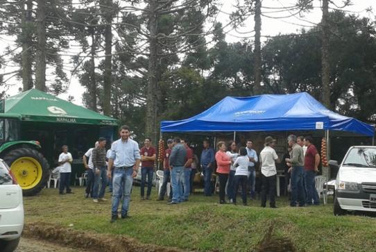 8� Encontro de Ceboleiros de Lebon Regis/SC