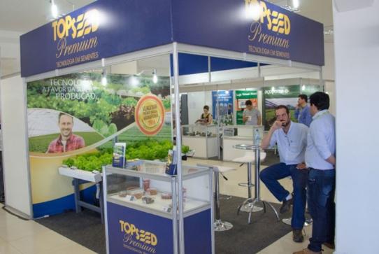 Estande Topseed Premium