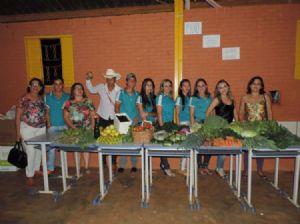 Horta Escola - GO