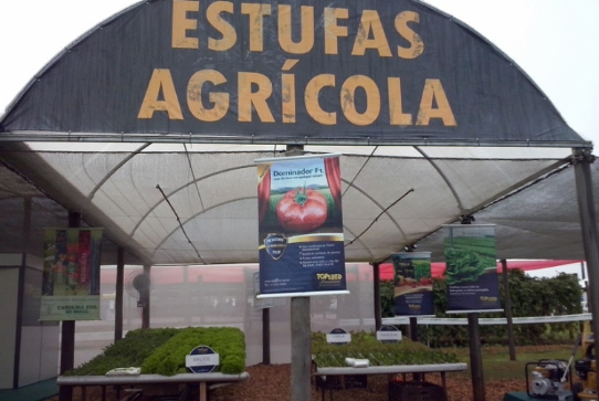 Topseed Premium participa do 27� Show Rural Coopavel