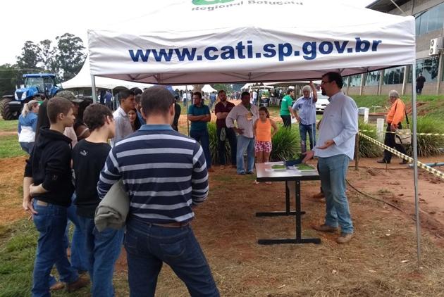 Dia de Campo apresenta materiais Topseed Premium em Bauru (SP)