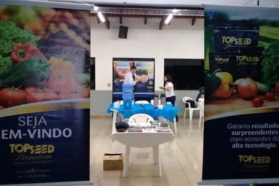 Equipe Topseed Premium realiza treinamento em Catalão (GO)