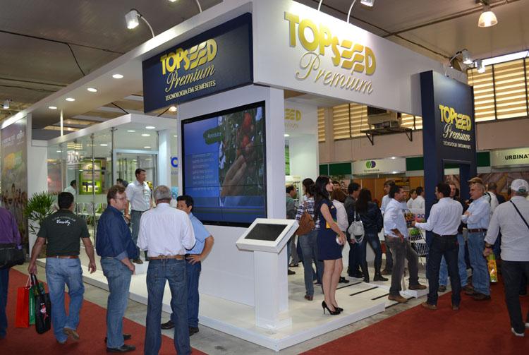 Agristar lança novas variedades  e novo portal web durante a 21ª Hortitec.