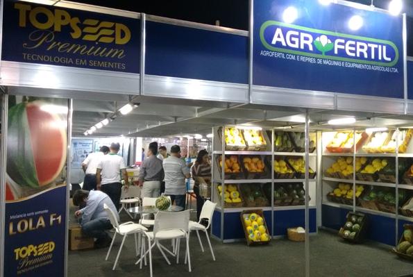 Topseed Premium participa da 20ª Expofruit em Mossoró (RN)