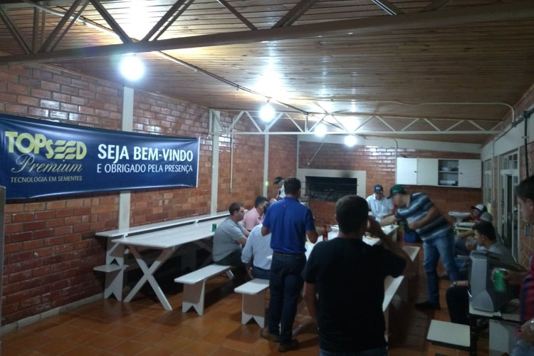Topseed Premium realiza palestra sobre cebolas híbridas em Guarapuava (PR)