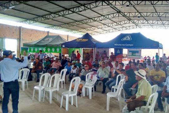 Topseed Premium participa do 3º Encontro de Ceboleiros de Casa Nova (BA)