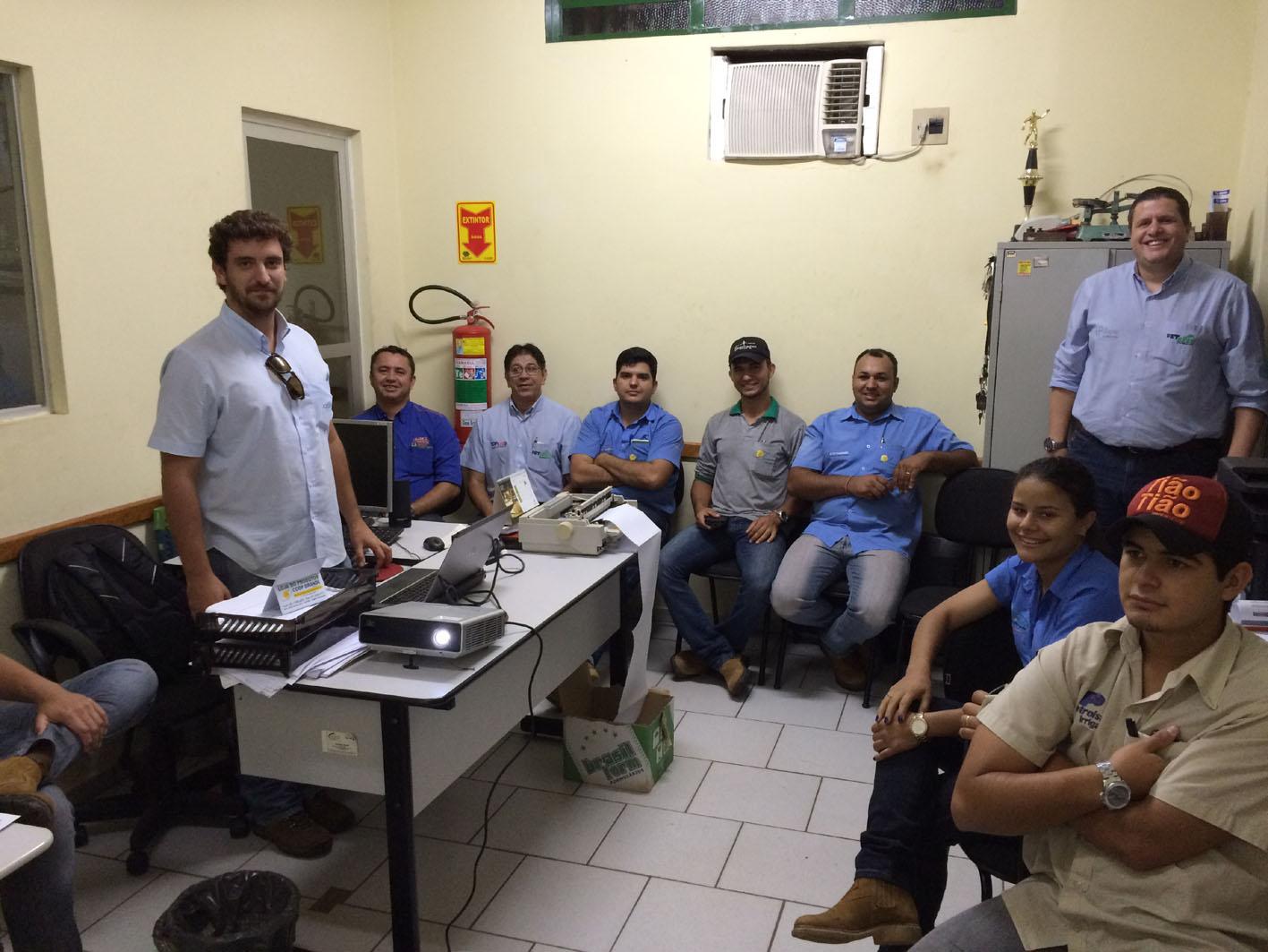Tomates híbridos da Topseed Premium são tema de treinamento em Campo Grande (MS)