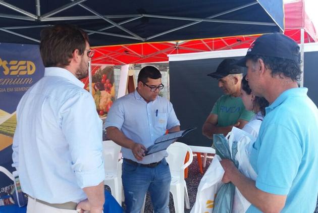 """""""Inauguração Ouro Safra & Dia do Agricultor"""" em Ibiúna (SP)"""