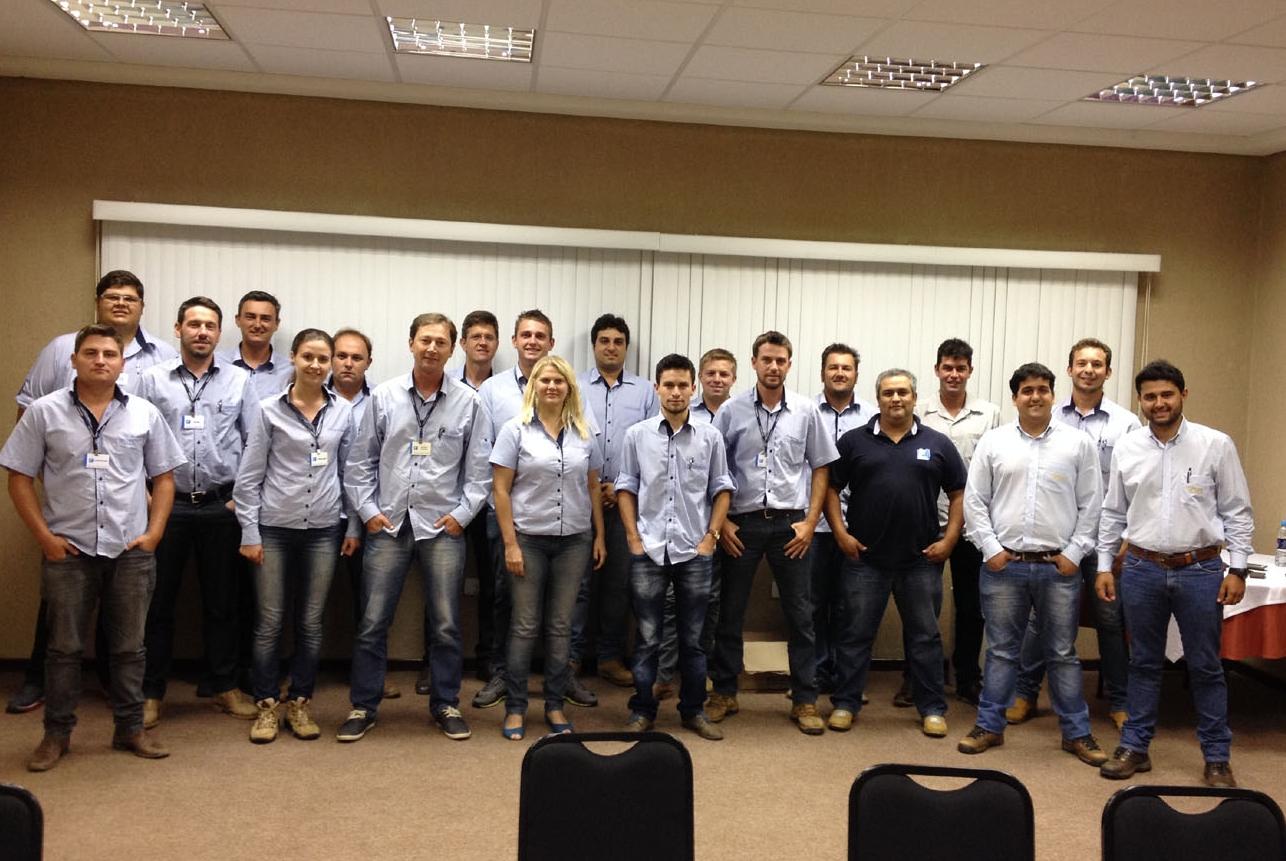 Topseed Premium realiza treinamento sobre cebolas híbridas em Campo Largo (PR)
