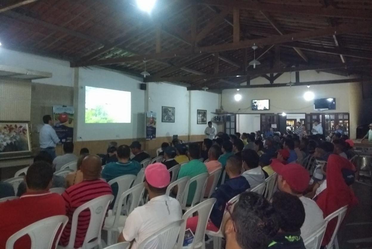 Tomate Itaipava é tema de palestra no Ceará