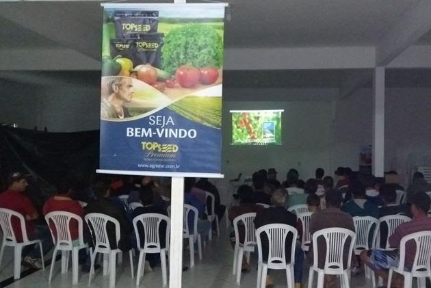 Palestra em Sumidouro (RJ)