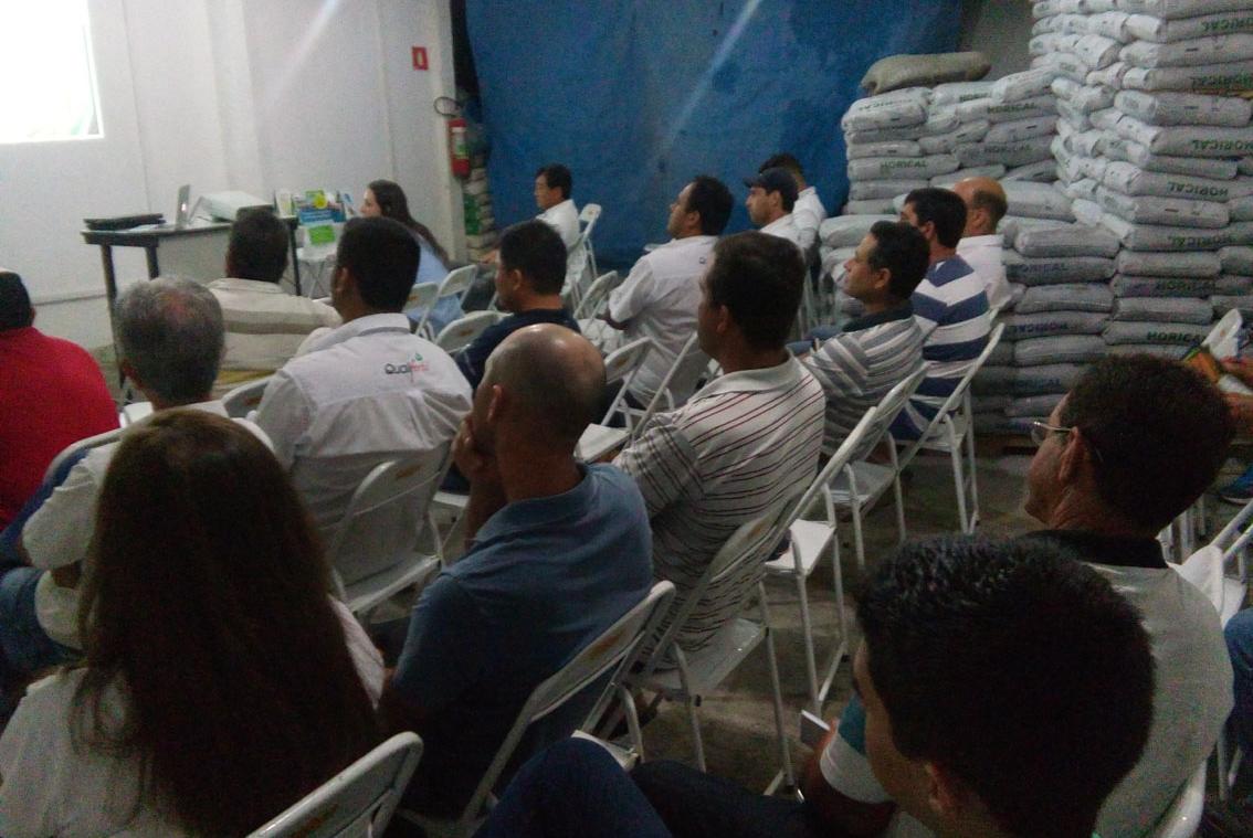 Topseed Premium realiza palestra sobre cebola Lucinda F1 em Piedade (SP)