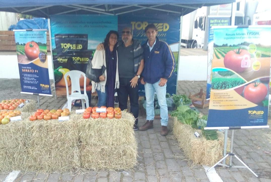1ª Festa do Produtor Rural na CEASA de Nova Friburgo (RJ)