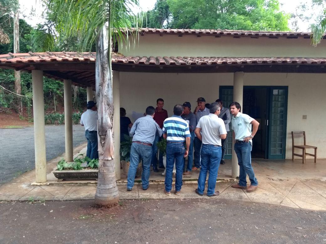 Feira dos Produtores Rurais em São Sebastião do Paraíso (MG)