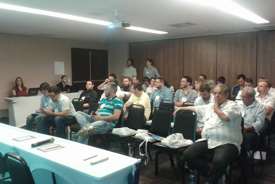 Agristar participa do I Encontro de Viveiristas do Estado de GO