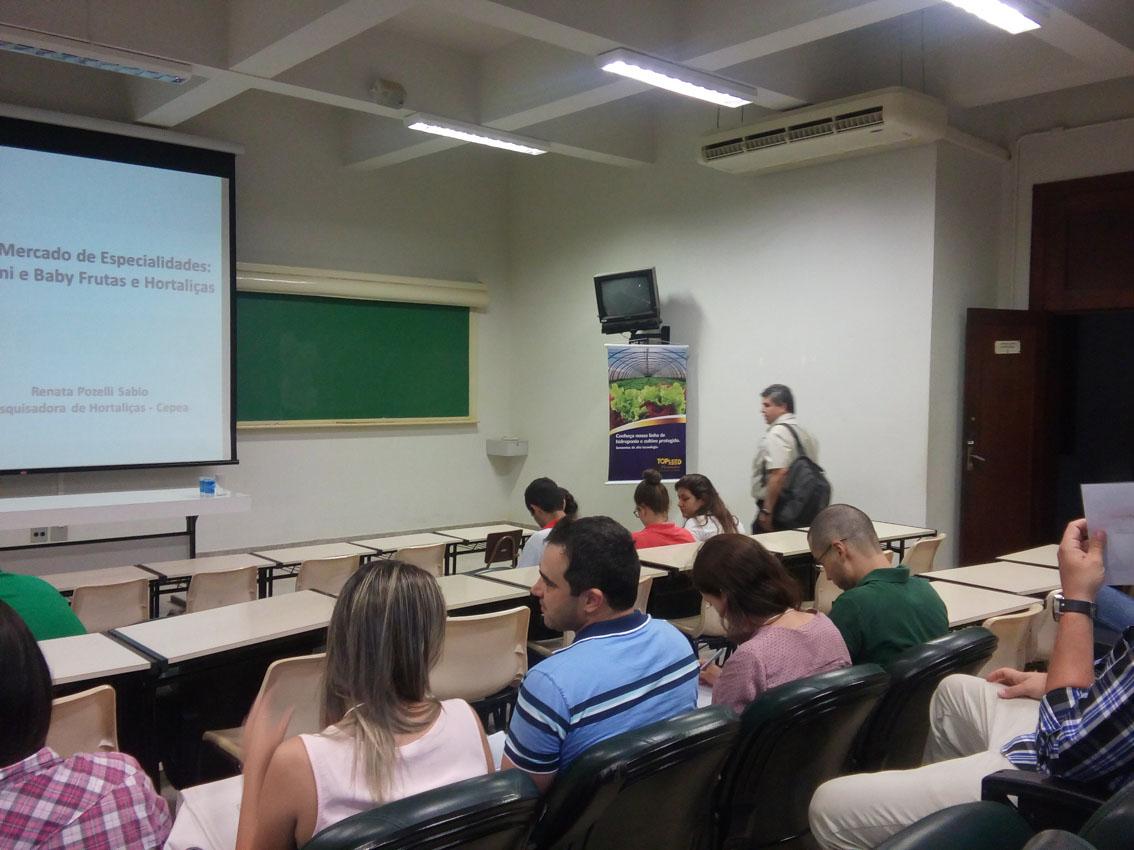 Agristar patrocina evento organizado por estudantes da USP
