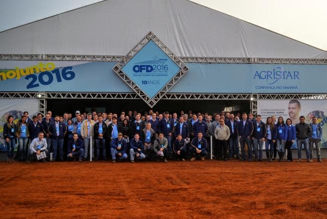 ETEC - Agristar reúne equipe técnica para treinamentos de campo e de gestão
