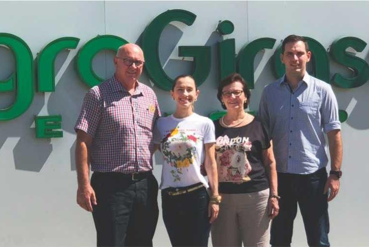 AgroGirassol completa 30 anos como referência em qualidade de serviços e produtos