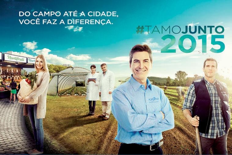 Campanha TAMOJUNTO 2015
