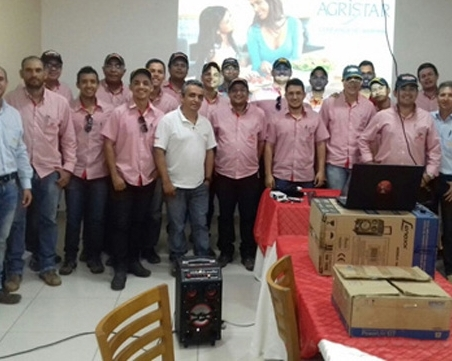 Central de Adubos de Petrolândia e Juazeiro recebem treinamento da equipe Topseed Premium