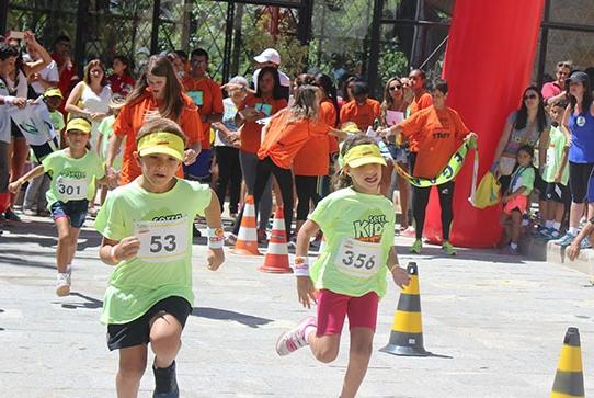 Corrida Serra Kids