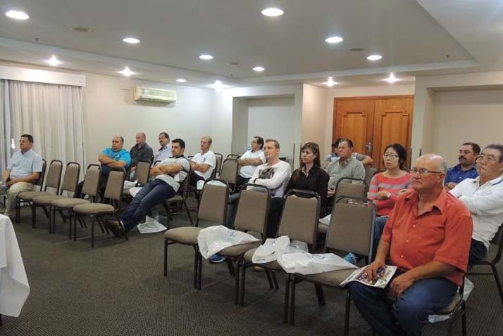 Evento TOP 10 reúne principais clientes do Rio Grande do Sul