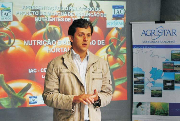 IAC e Agristar fecham parceria visando melhorar produtividade dos tomates