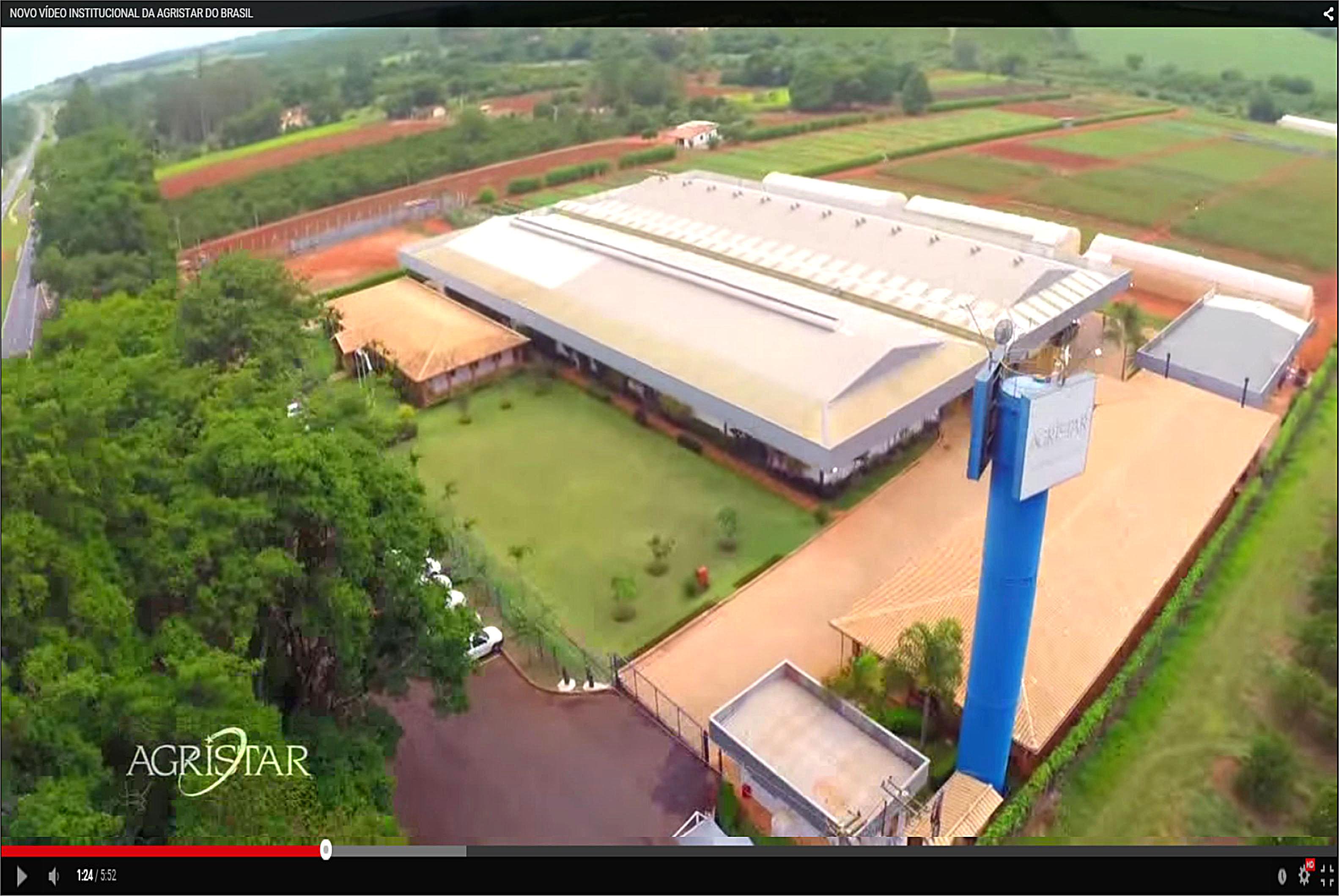 Novo Vídeo Institucional da Agristar do Brasil