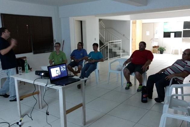 Sindicato de Pelotas recebe treinamento Topseed Premium