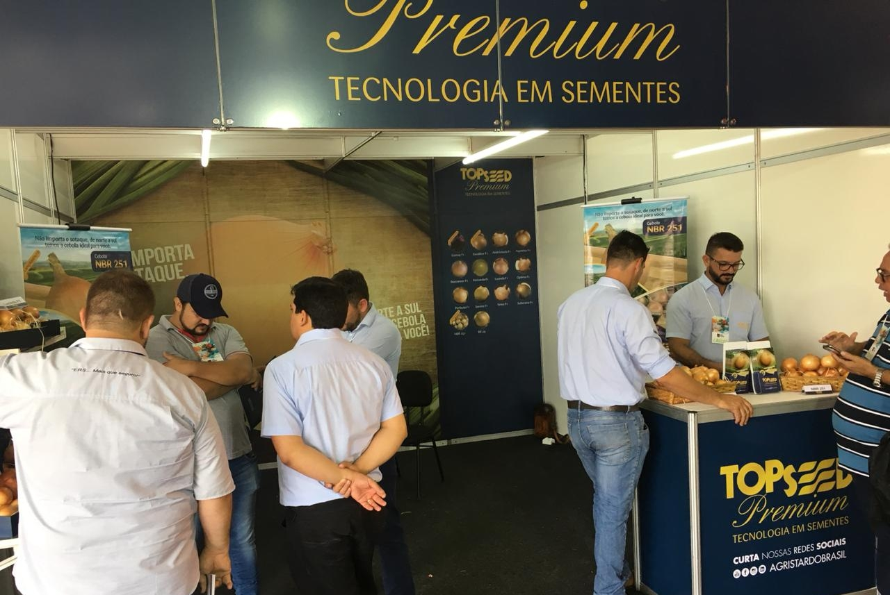 Senace 2019 - Topseed Premium apresenta duas novas cebolas