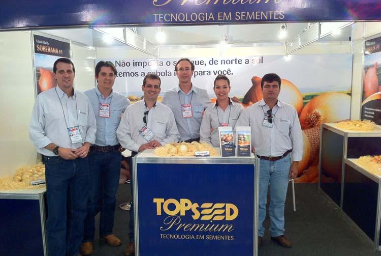 Topseed Premium marca presença no 26º Seminário Nacional de Cebola