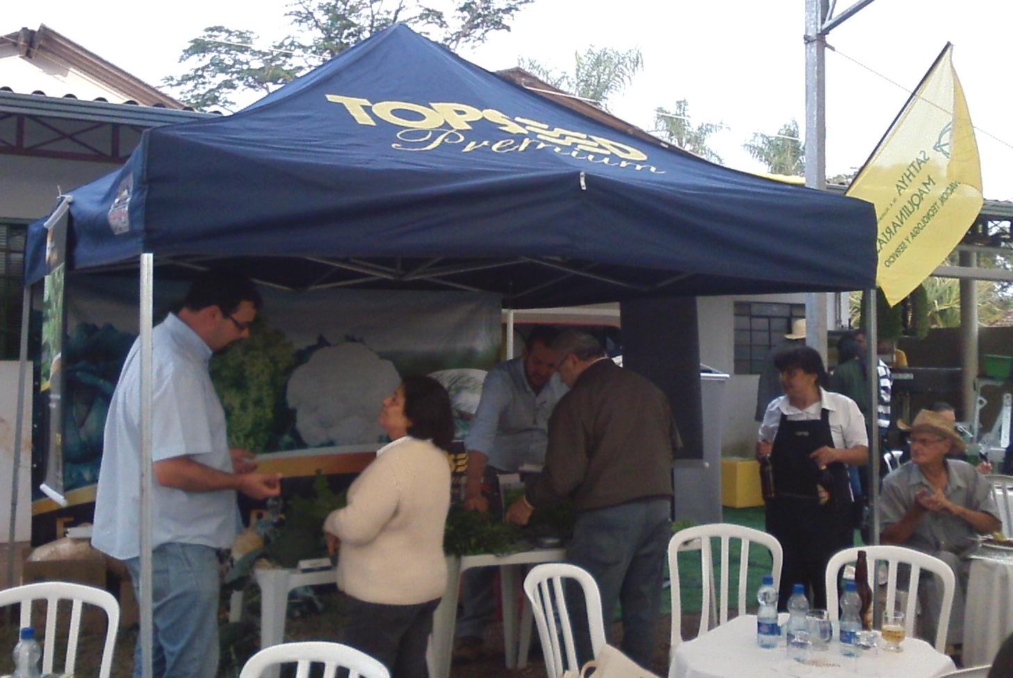 Topseed Premium marca presença no 5º Encontro de Produtores de Hortaliças