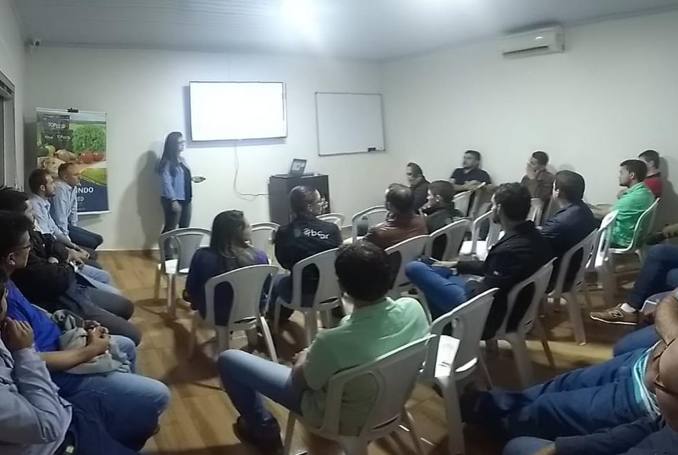 Topseed Premium mostra resultados da safra de cebolas em lavoura de Santa Juliana (MG)