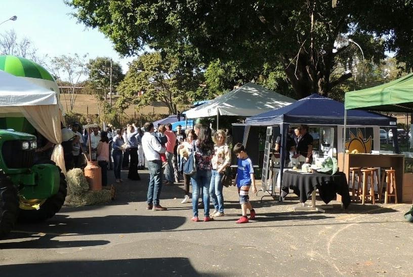 Topseed Premium participa de evento da Associação dos Produtores Rurais de São José do Rio Pardo