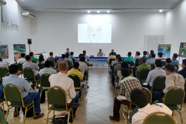 Topseed Premium participa do II Encontro de Viveiristas de MG