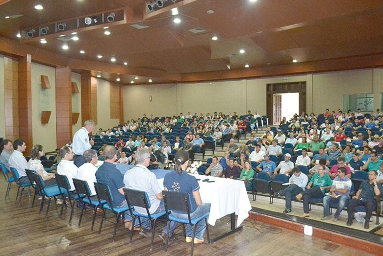 Topseed Premium participa do III Workshop de Hidroponia do Sudoeste do Paraná