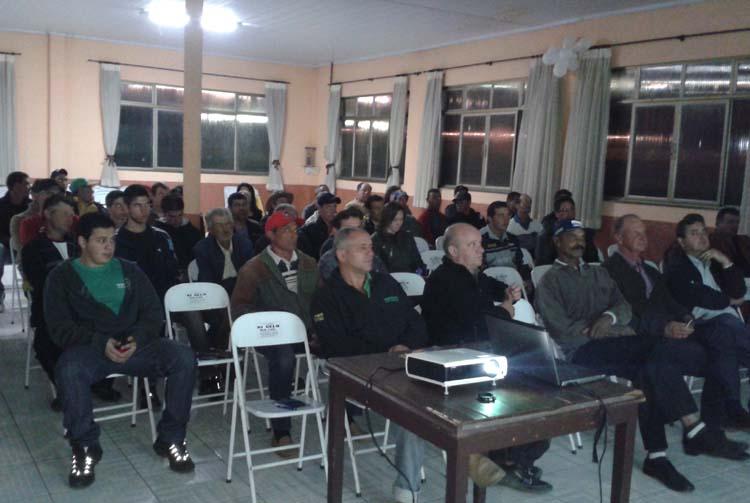 Topseed Premium promove palestra motivacional de vendas em Barbacena (MG)