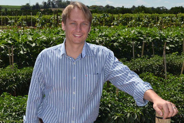 Steven Udsen, Diretor da Agristar, � o novo presidente da ABCSEM