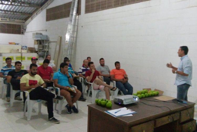 Superseed promove treinamento na revenda Nutriente