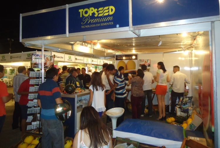 Topseed Premium marca presen�a na 17� EXPOFRUIT
