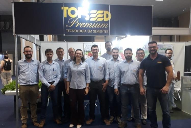 Topseed Premium participa do 12º Encontro de Hidroponia