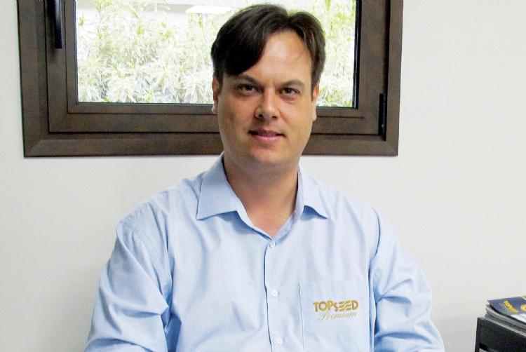 Topseed Premium tem novo gerente nacional de vendas
